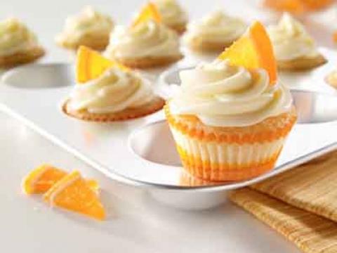 Tortice od sira i narandže