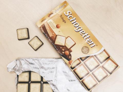 Za one koji ne mogu da se odluče za jedan ukus čokolade