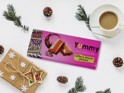 Baron Yummy čokolada kafa-badem – uživajte u zimskim danima