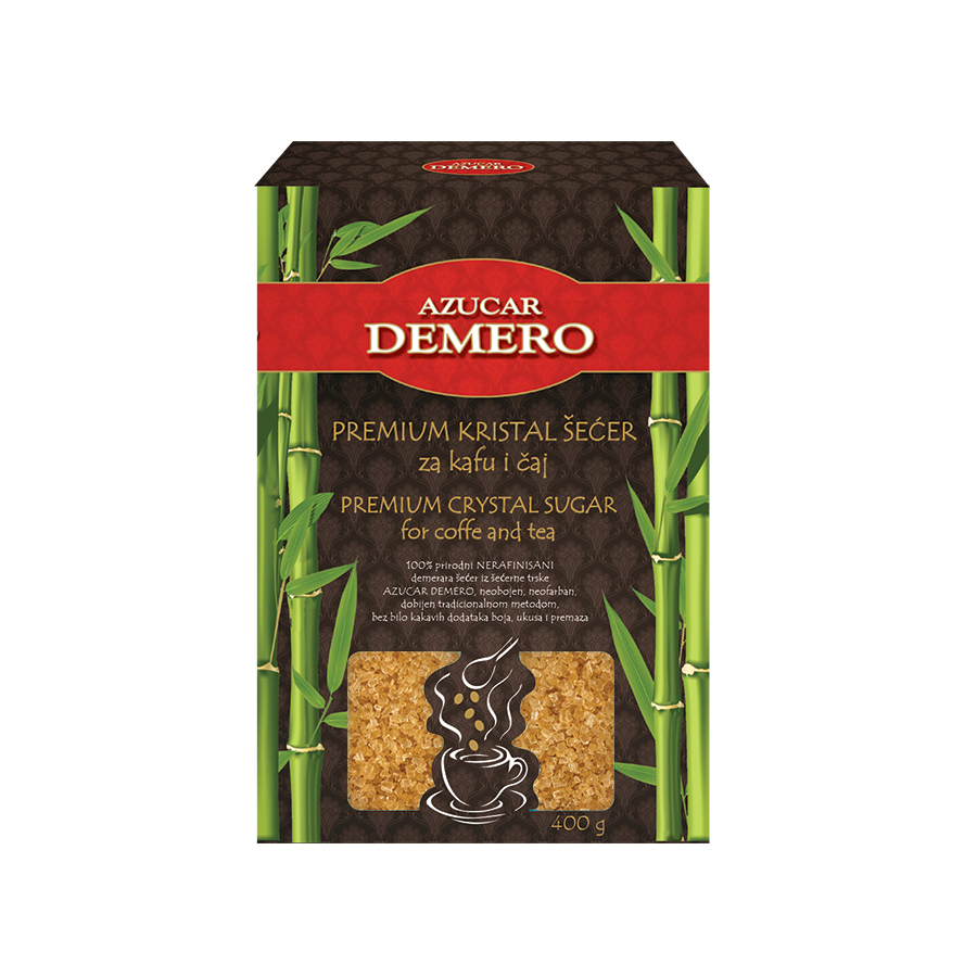 Azucar Demero prirodni kristal šećer