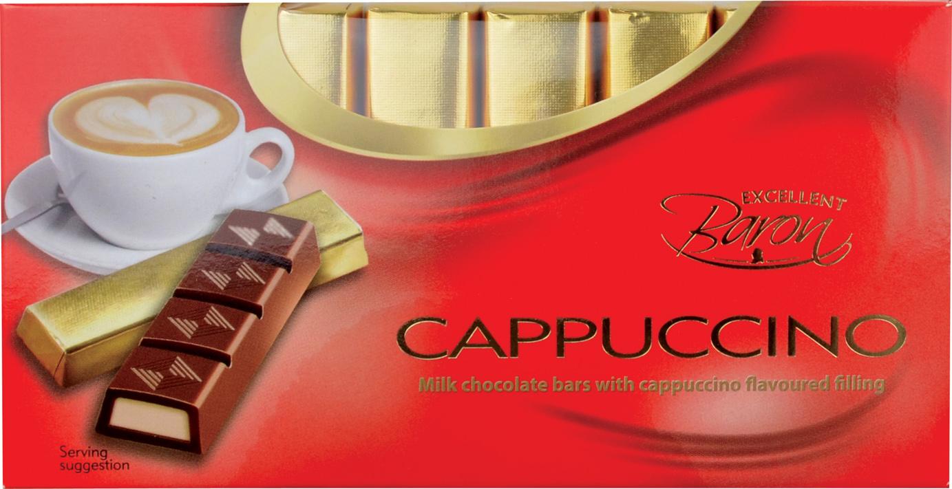 Baron Cappuccino čokolada