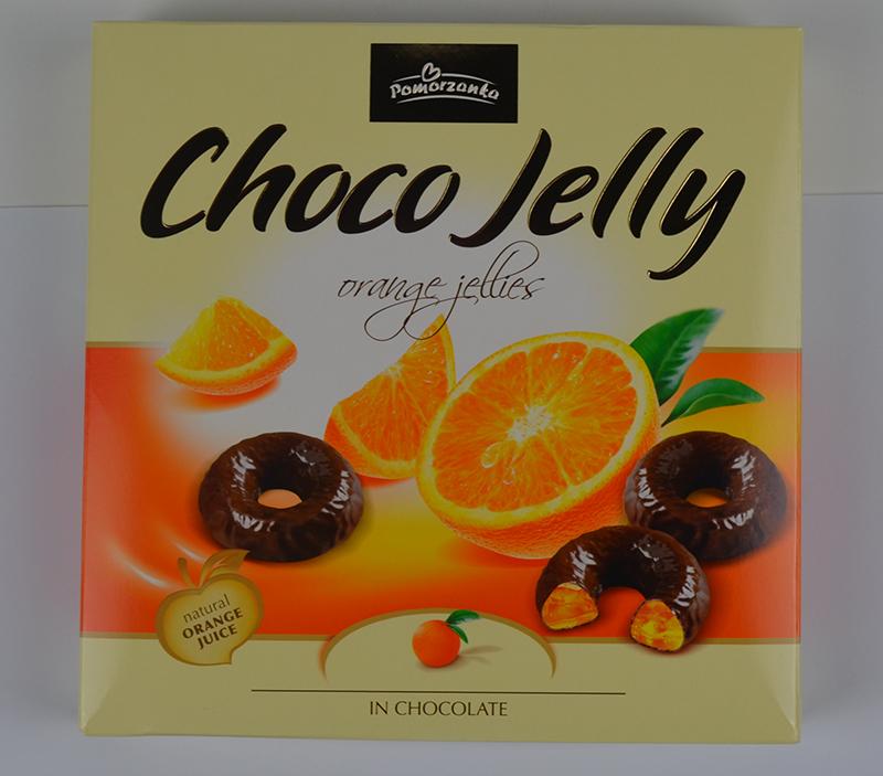 Baron Choco Jelly 175g