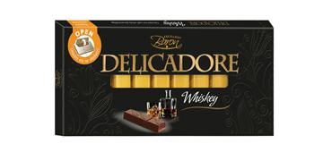 Baron Delicadore čokolada - Whiskey 200g