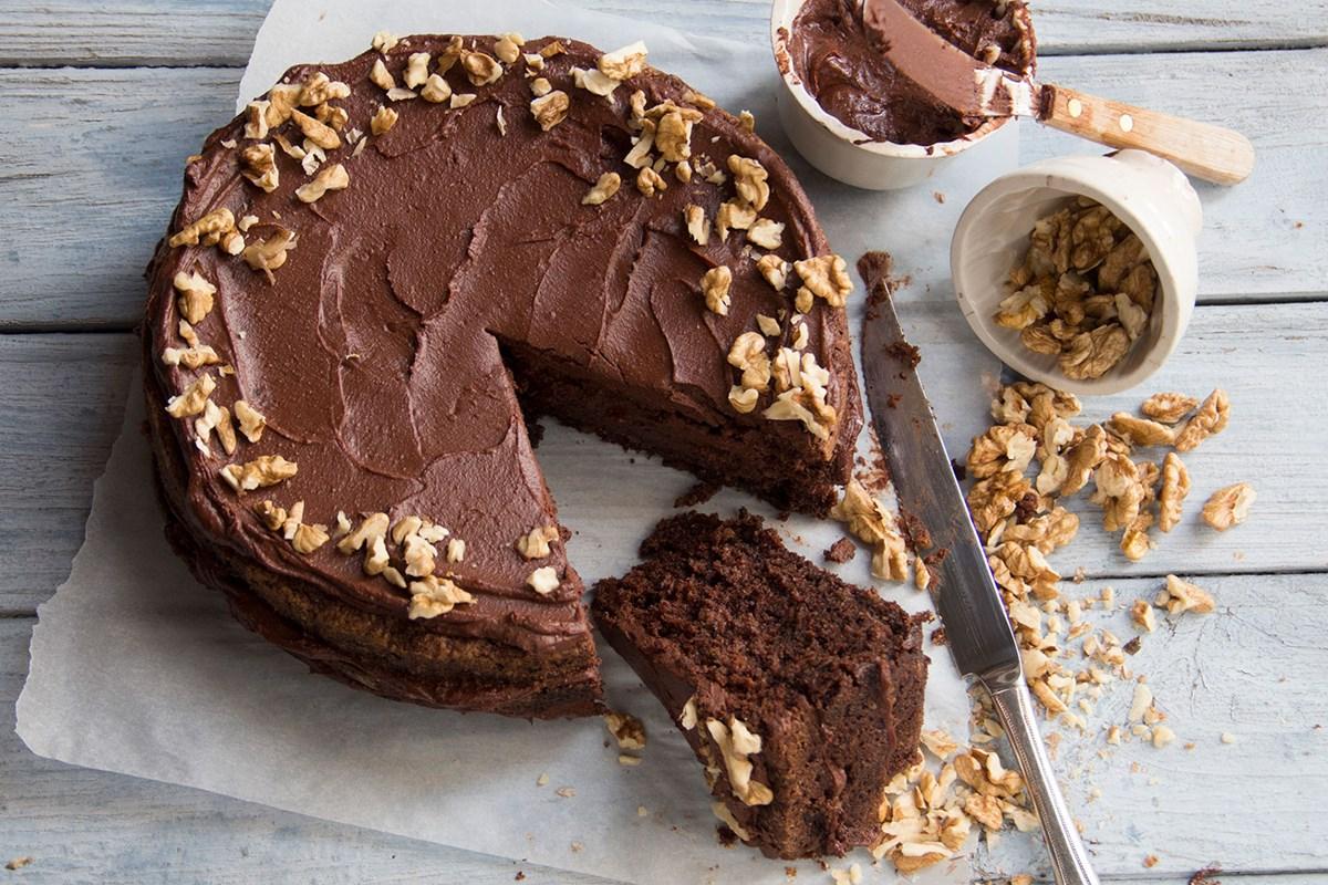 Majska čokoladna torta