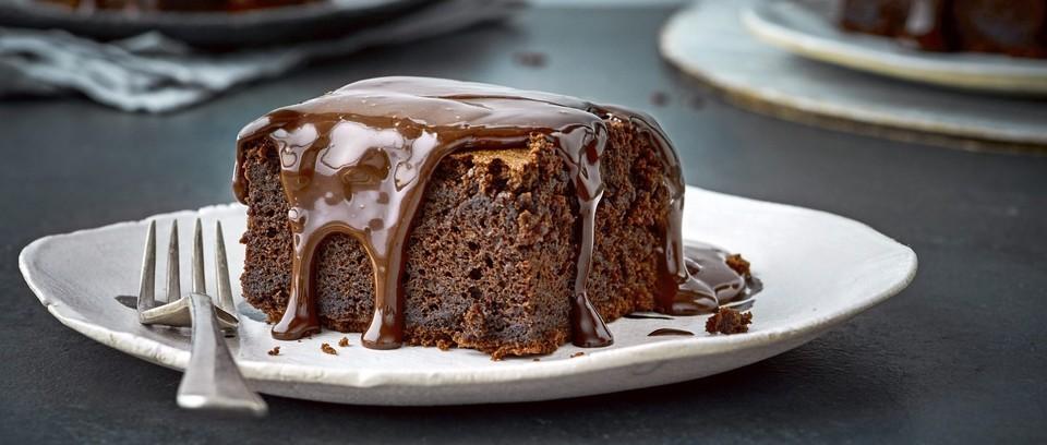 Čokoladni sunđer sa Schogetten čokoladom