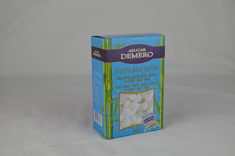 Azucar Demero rustic bele kocke za slađi početak dana
