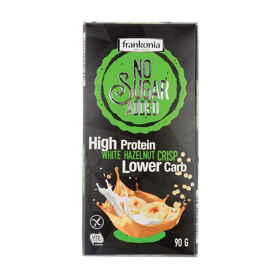 Frankonia high protein lešnik  No sugar Added 90g