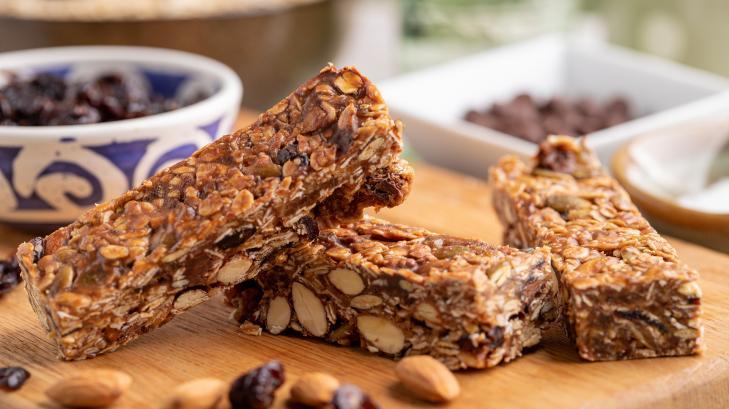 Zdrave granola pločice