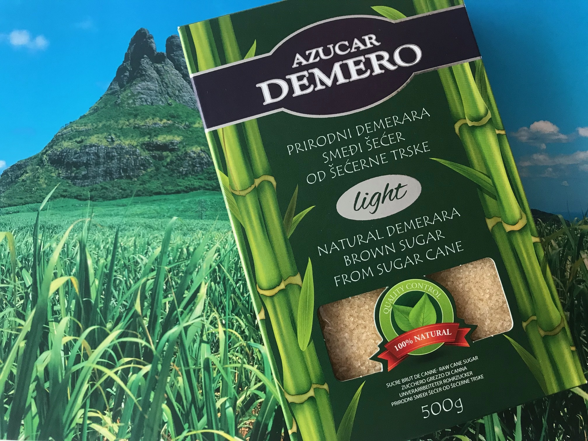 Zimske poslastice uz Azucar Demero smeđi light šećer