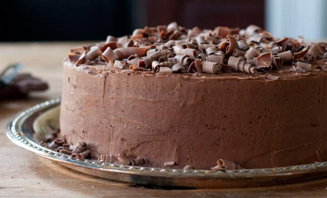 Cappuccino čokoladna torta