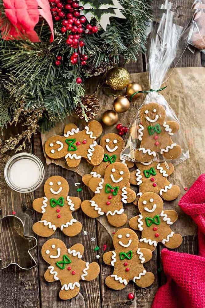 Božićni aromatični keksići