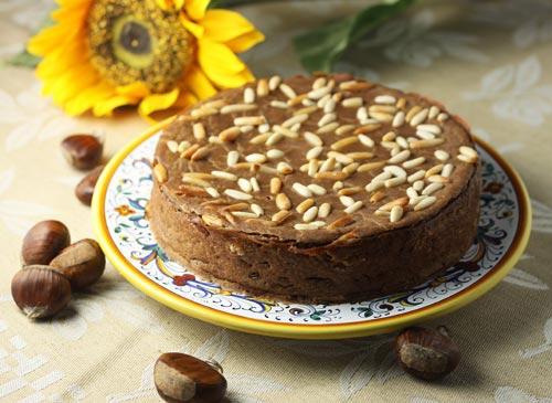 Jesenja kesten torta