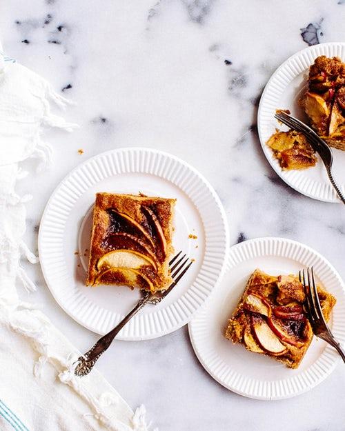 Bečki kolač sa jabukama