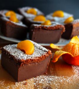 Schogetten kolač sa mandarinama