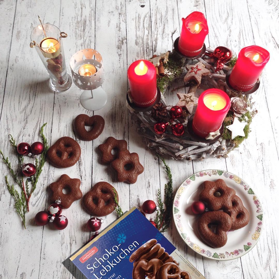 Nemački medenjaci sa mlečnom čokoladom - u susret praznicima