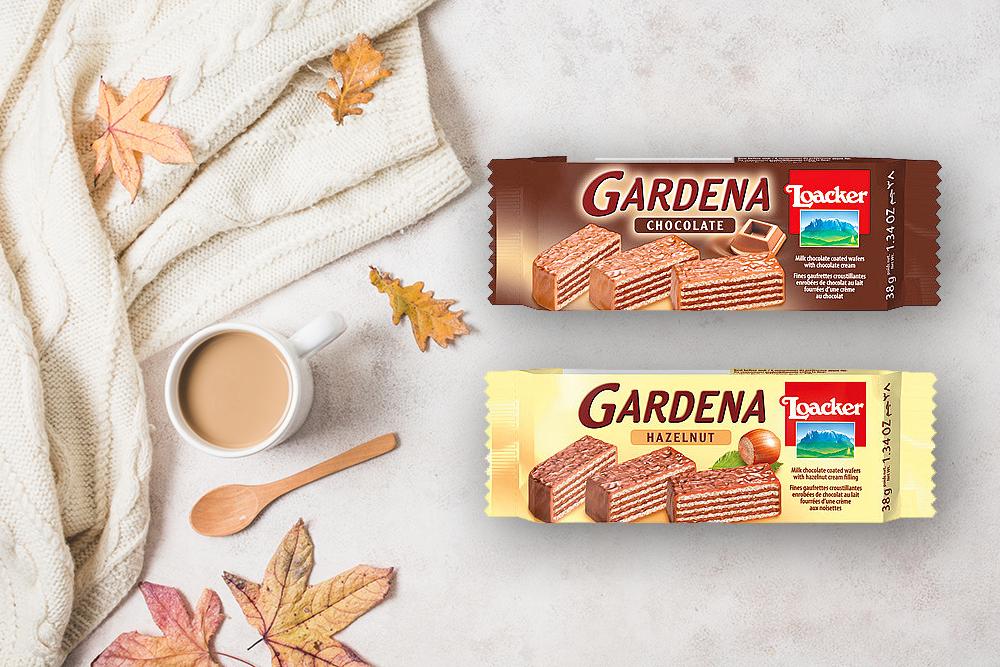 Loacker Gardena lešnik ili Loacker Gardena čokolada- težak izbor?