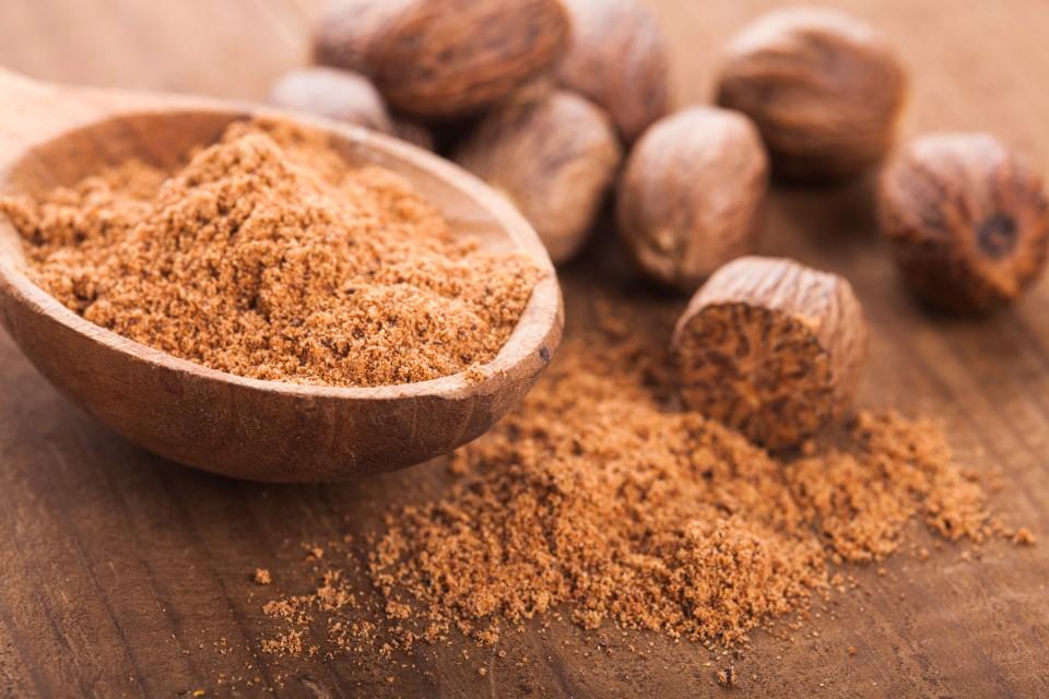Neodoljiva aroma mamine kuhinje-muskatni oraščić