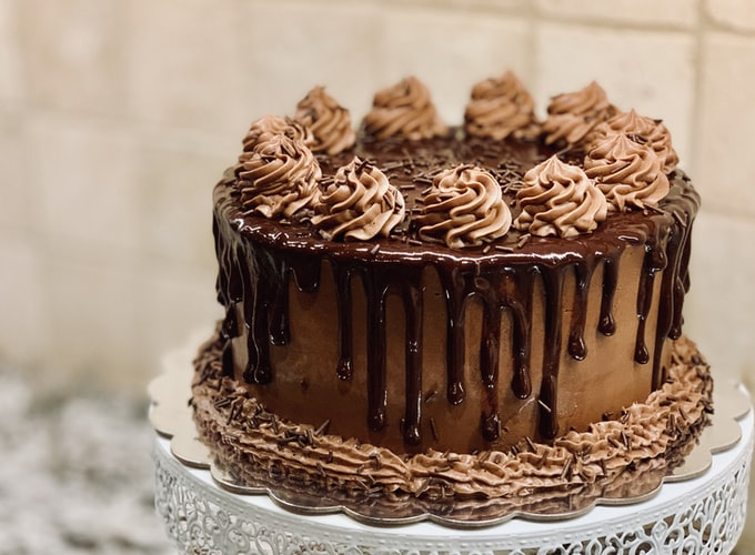 Torta sa Schogetten čokoladom