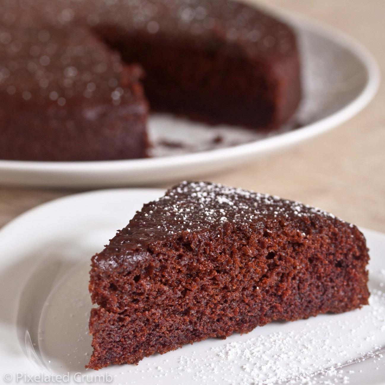 Čokoladna torta sa tri sastojka