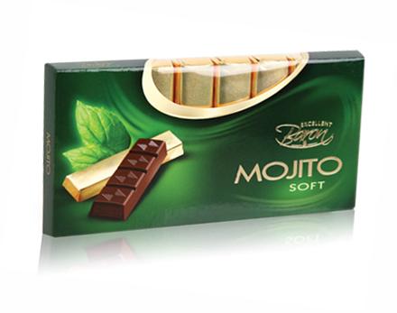 Baron Mohito čokolada - kao savršeni letnji koktel